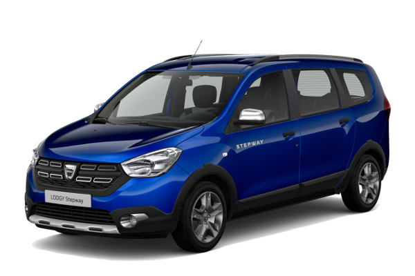 Renault LODGY STEPWAY TCe 130 GPF <span>of</span> Blue dCi 115